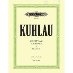 CF Peters Kuhlau-Sonatinas Vol. 2