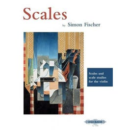 CF Peters Scales Scales and scale studies for the violin