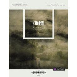 CF Peters Chopin -Prélude No. 4 in E minor
