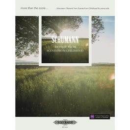 CF Peters Schumann -Reverie' from Scenes from Childhood