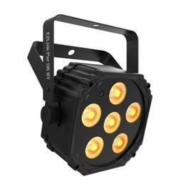 Chauvet DJ EZLink Par Q6 BT Battery-Powered Wash with Bluetooth