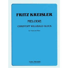 Carl Fischer Gluck-Melodie -Violin with Piano