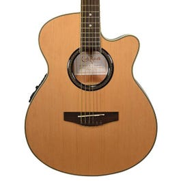 Image for F550 Thinline Acoustic-Electric Guitar from SamAsh