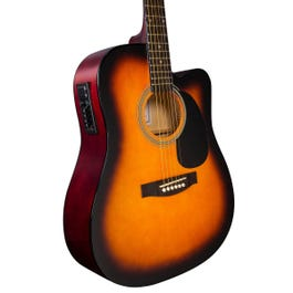 Image for F600CE Acoustic-Electric Guitar from SamAsh