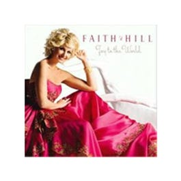 """Image for Faith Hill-""""Joy to the World"""" (Christmas CD) from SamAsh"""
