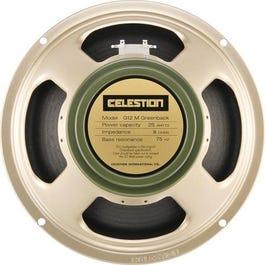 """Image for G12M Greenback 12"""" Guitar Speaker from SamAsh"""