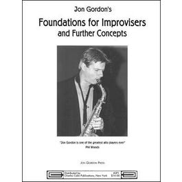 Image for Foundations for Improvisers and Further Concepts-Cordon's from SamAsh