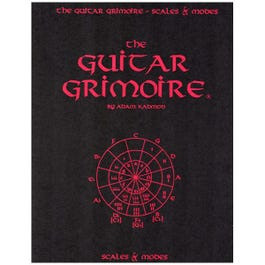 Image for Guitar Grimoire Scales and Modes from SamAsh