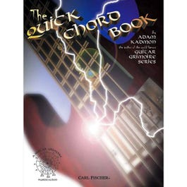 Image for Quick Chord Book from SamAsh