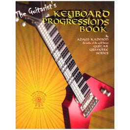 Image for Guitarist's Keyboard Progressions Book from SamAsh
