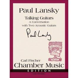 Carl Fischer Lansky-Talking Guitars for Two