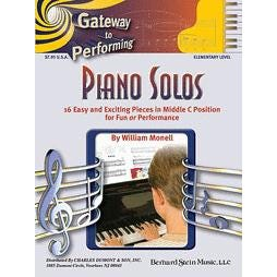 Charles Dumont & Son Gateway To Performing - Piano Solos