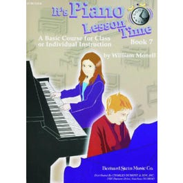 Charles Dumont & Son It's Piano Lesson Time Book 7