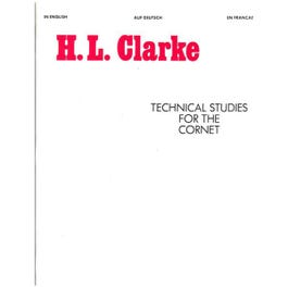 Image for Clarke Technical Studies (Trumpet) from SamAsh