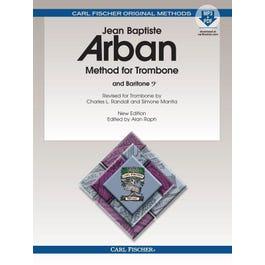 Carl Fischer Arban's Famous Method for Trombone-Book & Download