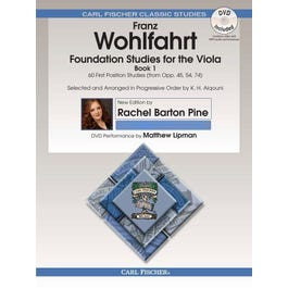 Image for Wohlfahrt-Foundation Studies for the Viola