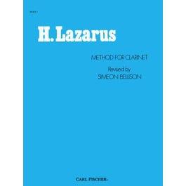 Carl Fischer Baermann-Complete Method for Clarinet, Parts 1&2- Opus 63