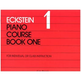 Image for Eckstein Piano Course 1 from SamAsh