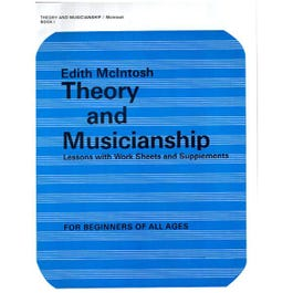 Image for Theory and Musicianship Book 1 from SamAsh