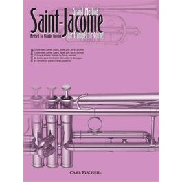 Carl Fischer Saint-Jacome-Grand Method for Trumpet or Cornet