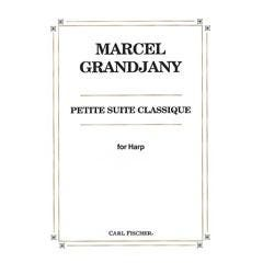 Image for Grandjany Petite Suite Classique for Harp from SamAsh