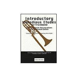 Image for Introductory Melodious Etudes for Trombone from SamAsh