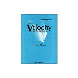 Image for Elementary Velocity Studies for Clarinet from SamAsh