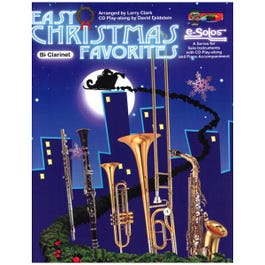 Image for Easy Christmas Favorites for Bb Clarinet from SamAsh