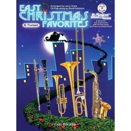 Carl Fischer Easy Christmas Favorites for Trumpet-BK+MP3