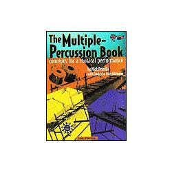 Image for The Multiple-Percussion Book (Book and CD) from SamAsh