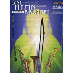 Image for Easy Hymn Favorites (Clarinet) from SamAsh