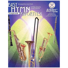 Image for Easy Hymn Favorites for Trumpet from SamAsh