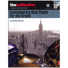 Image for Contemporary Rock Styles for the Drums (Book and 2 CDs) from SamAsh