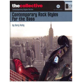 Image for Contemporary Rock Styles for the Bass (Book and 2 CDs) from SamAsh