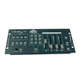 Image for Obey 4 Compact DMX Controller for LED Fixtures from SamAsh