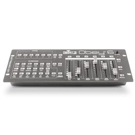 Image for Obey 6 36-Channel DMX Lighting Controller from SamAsh