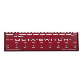 Carl Martin Octa-Switch II Guitar Effects Switching System