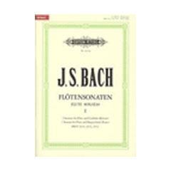 Image for Bach Flute Sonatas - Volume 1 from SamAsh