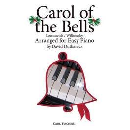Carl Fischer Carol of the Bells-Easy Piano