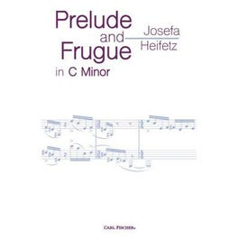 Image for Prelude and Frugue in C Minor -Josefa Heifetz from SamAsh