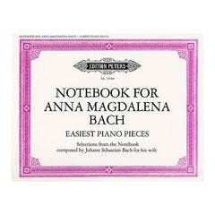 Image for Notebook for Anna Magdalena Bach (Easy Piano Solo) from SamAsh