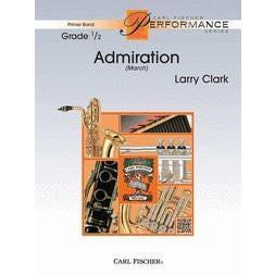 Carl Fischer Admiration-Score & Parts