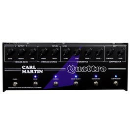 Image for Quattro Multi-Effect Guitar Pedal from SamAsh