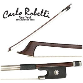 Image for 1076B Carlo Robelli Brazilwood Cello Bow from SamAsh