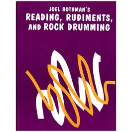 Image for Joel Rothman Reading Rudiments and Rock from SamAsh