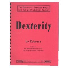 Image for Dexterity: The Definitive Exercise Book For The 21st Century Flutist from SamAsh