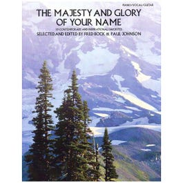 Image for Fred Bock/Paul Johnson: The Majesty and Glory of Your Name from SamAsh