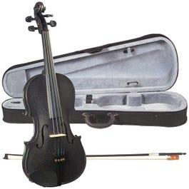 Image for SV75 Novice Sparkling Black Violin Outfit from SamAsh