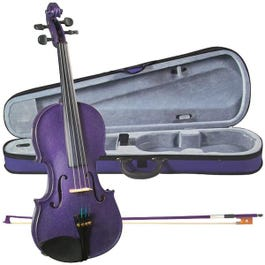 Image for SV75 Novice Purple Violin Outfit from SamAsh