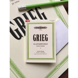 CF Peters Grieg Sticky Notes ( Post-Its )